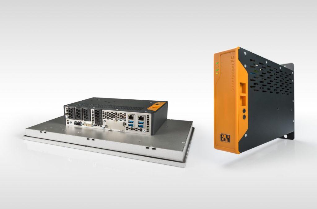 Automation PC e Panel PC serie 3100
