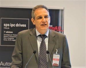 Francesco Mosca, Responsabile Competitività e Innovazione di Confindustria Piemonte