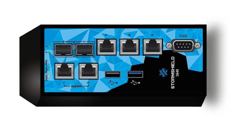 stormshield sni40 firewall