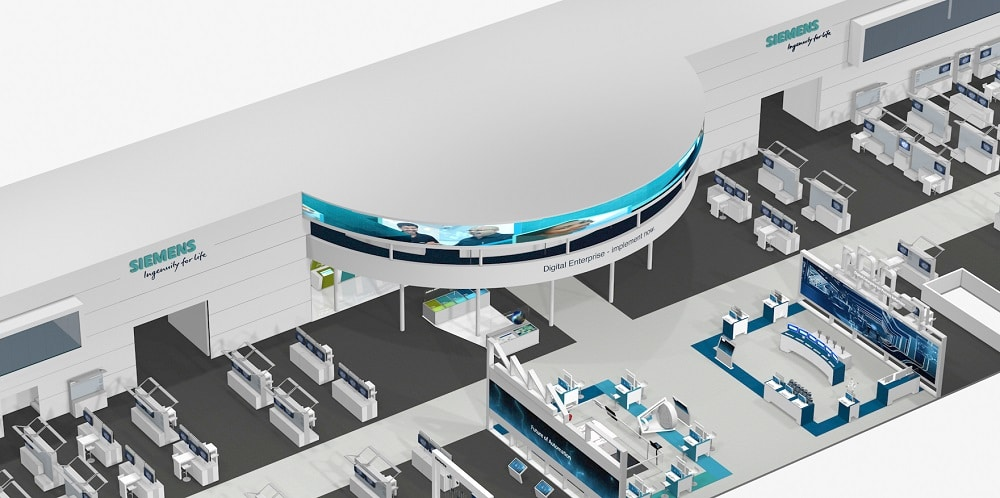 Siemens Hannover 2018