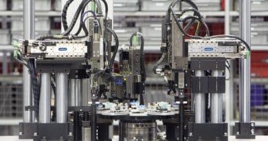 Meccatronica: nuovo standard Schunk per l'assemblaggio a SPS IPC Drives Italia