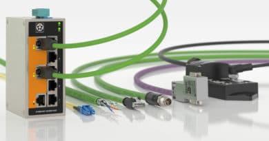Switch industriali Lapp per le Smart Factory