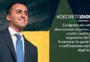 """Il Ministro Di Maio: presto un """"Decreto Dignità"""" su imprese e lavoro"""