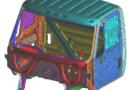 MSC Nastran, lanciata la nuova versione del software di simulazione sviluppato dalla Nasa