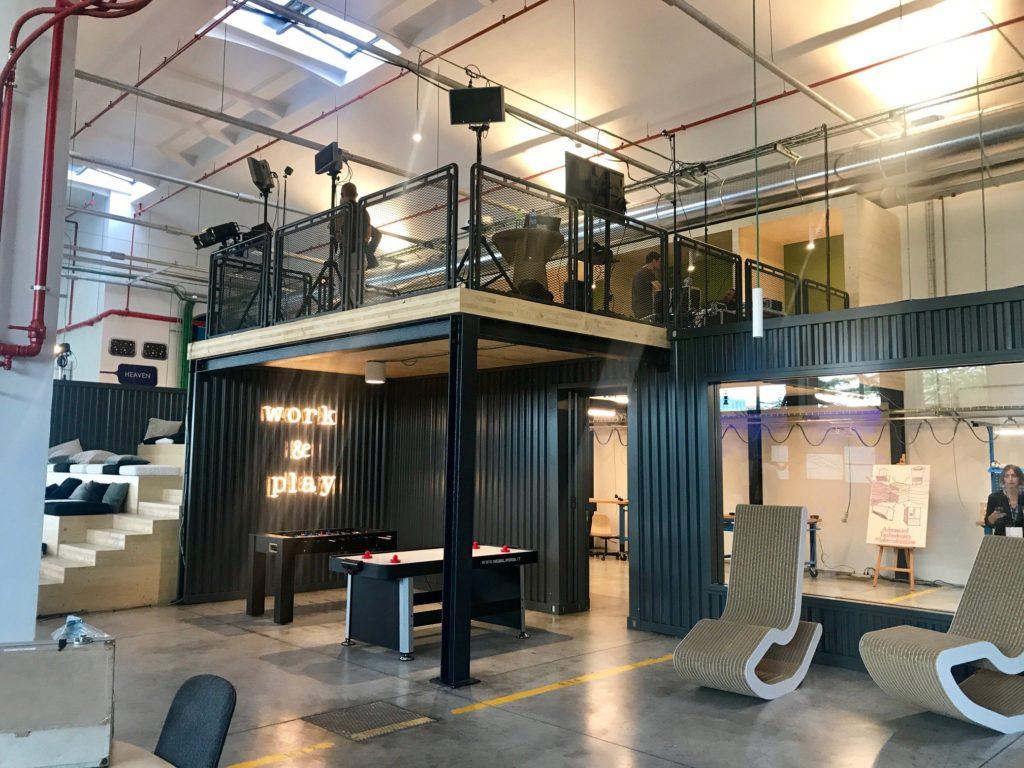 Ha aperto nei pressi di Pordenone l'Electrolux Innovation Factory, un luogo dove incontrarsi e collaborare per accelerare progetti di innovazione