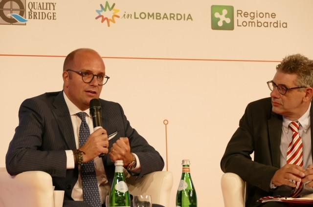 Alberto Dal Poz, presidente di Federmeccanica