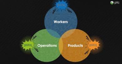 """I """"superpoteri"""" della digitalizzazione per il manifatturiero: l'analisi di Kathleen Mitford di Ptc"""