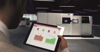 Tecnologie per i polimeri e celle di produzione per la stampa 3D dei metalli: le novità Eos al Formnext