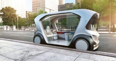 L'auto del futuro secondo Bosch, ecco il prototipo dello shuttle senza pilota