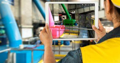 La realtà aumentata potrebbe essere utilizzata per ottimizzare qualsiasi processo produttivo