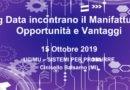 Big Data nel manifatturiero, a ottobre una giornata di studio firmata Anipla