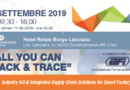 All You Can Track And Trace 2019, focus su cyber security e industria 4.0