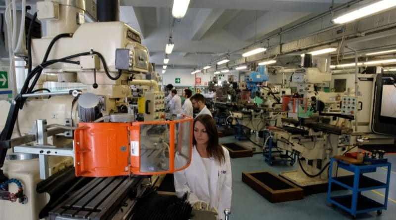 Scuola camerana laboratori