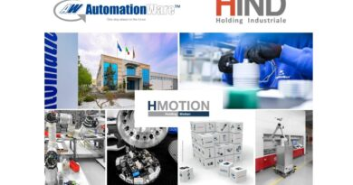 Meccatronica, l'italiana AutomationWare entra in Holding Industriale