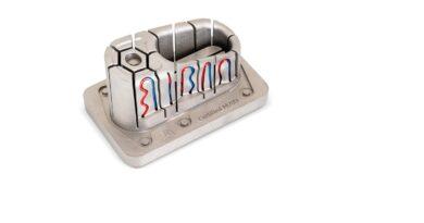 Nuove leghe metalliche per la stampa additiva di parti per usi industriali con le stampanti 3D Systems